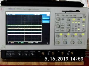 TDS6604 wSMJT3 options 6Ghz BW 20 GSs NIST calibrated till 52021