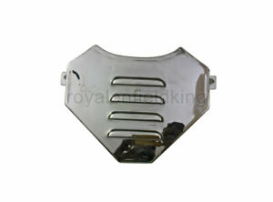 Royal Enfield Under Seat Electric Cover Chrome $32.87