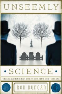 Unseemly Science (Bullet Catcher Series) (Paperback)