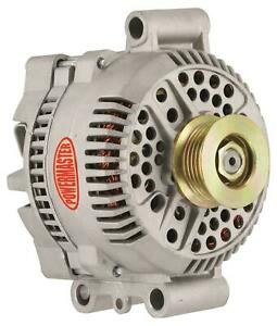 Powermaster 47767 Alternator; Ford 3G; 200 Amp; Large Case; Natural
