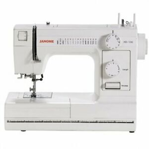 Janome HD1000 Heavy Duty Sewing Machine with 14 Built In Stitches $339.00