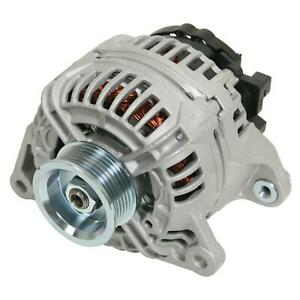 New Tech Alternator Natural 120 Amp Audi Volkswagen 2.8L Each