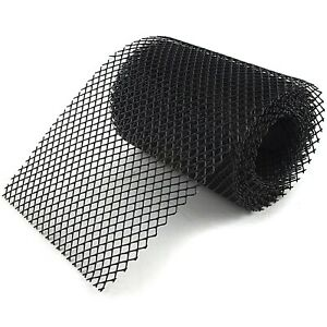 16 ft x 6 in GUTTER GUARD PLASTIC ANTI CLOG MESH Rain Protection Cover Filter $6.95