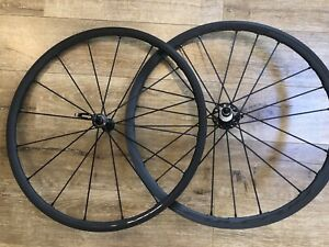 Fulcrum RACING ZERO NITE USB Ceramic Clincher Wheels. Shimano  SRAM 11 Speed