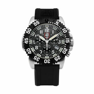 Luminox XS.3181.L Colormark Chronograph Rubber Mens Watch 44mm