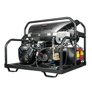 SIMPSON 65110 Super Brute 3500 PSI 5.5 GPM Gas Pressure Washer New