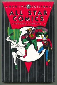 All Star Comics Archives Vol 0 Color Reprints Hardcover