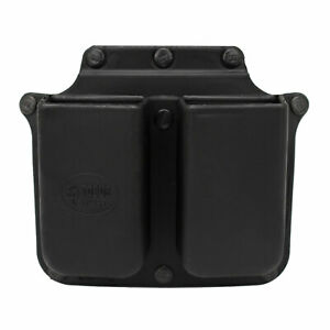 Fobus Evolution Double Magazine Pouch Belt Holster H&K/S&W99 .45 Blk RH 6945HBH