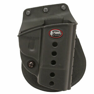 Fobus Evolution Paddle Holster Smith & Wesson M&P Black Right Hand SWMP