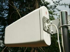 Booster Antenna for Cellular Trailcams Directional High Gain