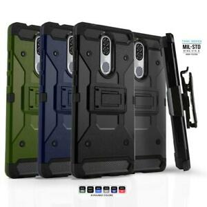 Phone Case for COOLPAD LEGACY [Tank Series] Shockproof Cover & Holster Clip