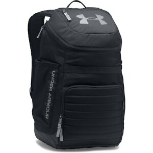 Under Armour 1294721-001 Backpack UA Undeniable 3.0  Black  Holds 15