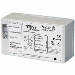Hyper Sure Start Single Phase Soft Starter 230V (16-32 FLA)