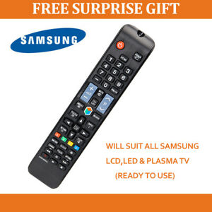 Universal Replacement Remote Control for Samsung TV Smart LED LCD TV NEW