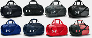 Under Armour UA Undeniable 4.0 Small Duffle Bag All Sport Duffel Gym Bag $39.99