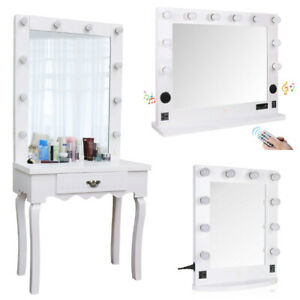 Professional Hollywood LED Light Vanity Mirror Home Stage Makeup Dressing Mirror