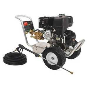 DAYTON 20KC09 Industrial Duty 4200 psi 3.4 gpm Cold Water Gas Pressure Washer