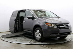 2016 Honda Odyssey EX-L VMI Handicap Wheelchair Access Side Ramp Transfer Seat Northstar EX-L Nav Save
