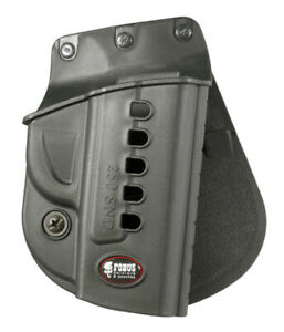 Fobus Evolution Roto Paddle Holster Sig Sauer P250 Black Right Hand SG250CRP