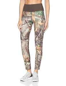 UNDER ARMOUR Women's Scent Control Reactor Mid-Season Hunting Leggings NWT SMALL