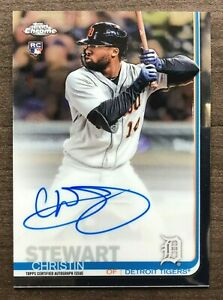 2019 Topps Chrome Rookie Autographs ~ Pick your Card