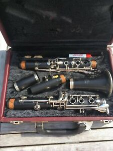 Yamaha YCL-52 Wooden Clarinet