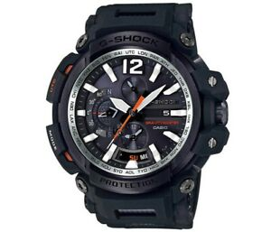 Casio Men's Watch G-Shock Gravitymaster World Timer Dive Resin Strap GPW2000-1A