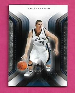 2004 ULTIMATE BASKETBALL GRIZZLIES MIKE MILLER 195 750 CARD INV# C3408 $2.76