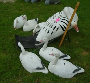 Snow Goose Chair Blind by Wildfowler Outfitters 49
