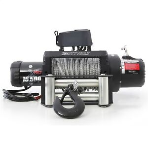 Smittybilt 97415 XRC-155K GEN2 Winch of Steel Rope Rated Line Pull - 15500lb