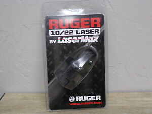 Ruger 10/22 Laser LaserMax Replaces Factory Barrel Band PM237