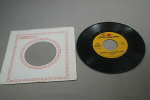 ORIGINAL 45 RPM RECORD - THE JIMI HENDRIX EXPERIENCE ALL ALONG THE WATCHTOWER