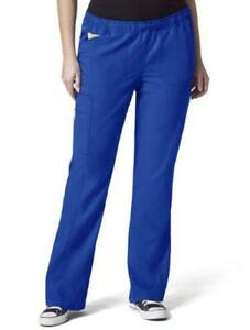 WonderWink Women's Boot Cut Cargo Pant Assorted Sizes  Colors