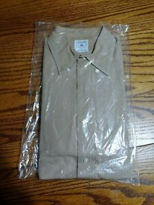 Mens Brooks Brothers Sport Shirt Size Large $19.00