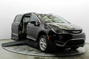 2017 Chrysler Pacifica Touring L VMI Handicap Wheelchair Access Side Ramp Northstar Touring L Htd Seats 24K Save