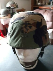 US Marine Early 1983 Pasgt W/ Kelvar Helmet Medium