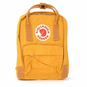 FJALLRAVEN Kanken Mini Backpack COLOR 160/ OCHRE NEW SALE