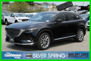 2019 Mazda CX-9 Signature 2019 Signature New Turbo 2.5L I4 16V Automatic AWD SUV Moonroof Premium Bose