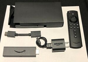 Amazon - Fire TV Stick 4K with Alexa Voice Remote Streaming Media Player