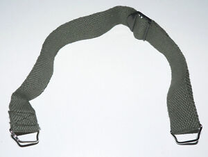 U  1 (One) x Chinstrap for WWII Canadian MkII III V helmet - New old stock