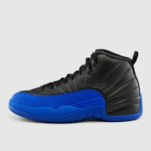 Nike Air Jordan Retro 12 Game Royal Blue Black 2019 NEW 130690-014 Sz 4y-13