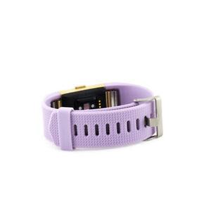Fitbit Charge 2 Series Heart Rate Fitness Wristband - Lavender Rose GoldSmall