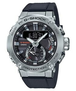 New Casio G-Shock G-Steel Carbon Core Guard structure Men's Watch GSTB200-1A