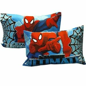 Marvel Ultimate Spider-Man Single Standard Size Pillowcase 20