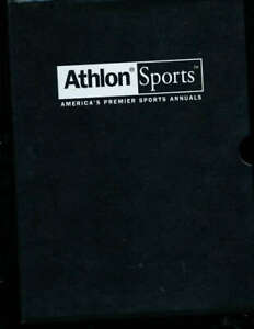 1999 Athlon sports football edition set holder box nm ftbx1 $9.99