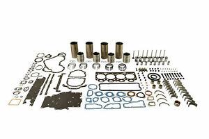 POK448  Perkins 4.236 Series Overhaul Rebuild Kit