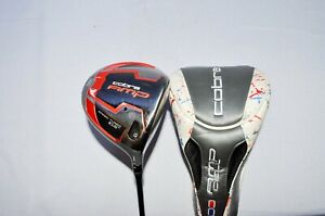 10.5 DEGREE DRIVER COBRA AMP WITH AMP CELL COVER LH 46