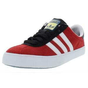 adidas Originals Mens Skate Red Skateboarding Shoes 8.5 Medium (D) BHFO 7084