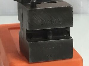 LYMAN DOUBLE CAVITY 30 CAL RN GC 152GR BULLET MOLD 311466