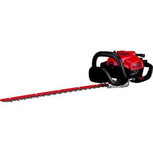 Jonsered HT24i 58 Volt 24quot; Hedge Trimmer W Battery amp; Charger Mft by Husqvarna